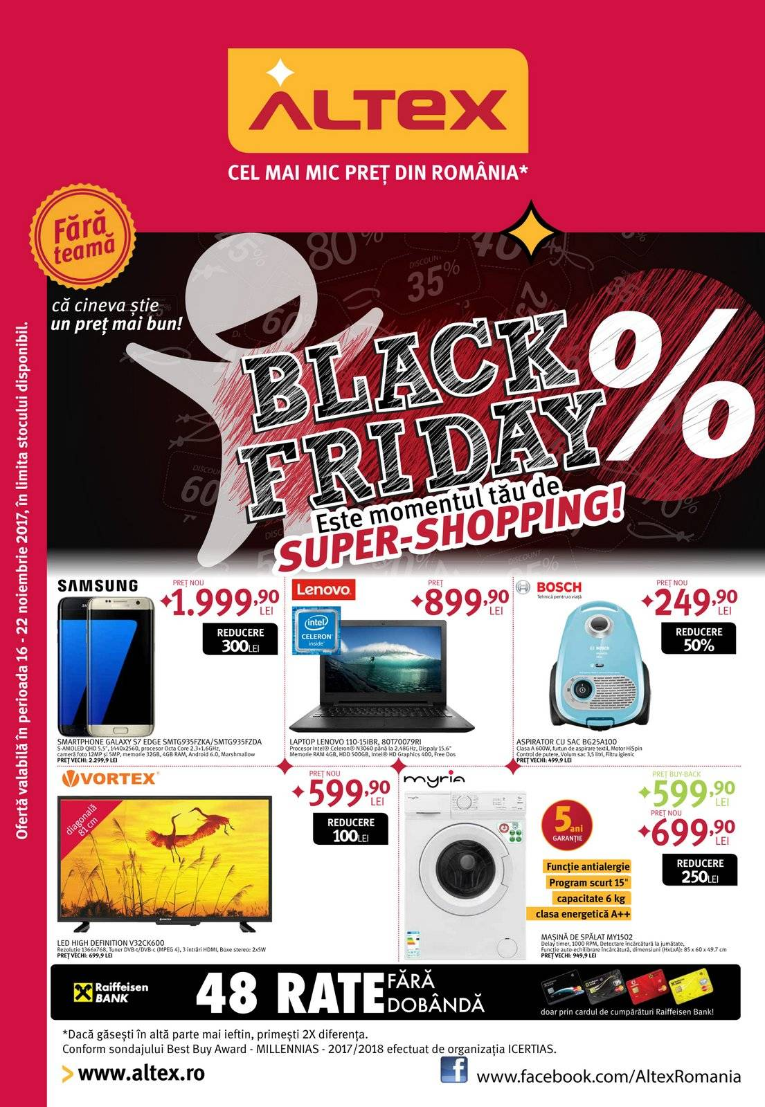Altex Black Friday - Top 5 cele mai vandute telefoane ...   Altex Black Friday