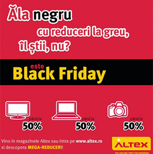 Black Friday Altex in 2013